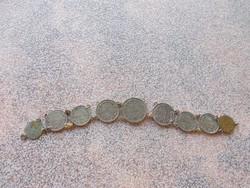 Orosz Birodalom 1912-14 ezüst serült lancszemek