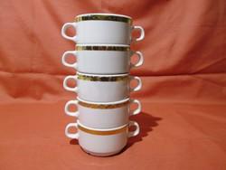 Alföldi leveses csésze, csészék