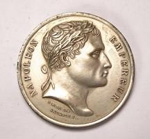 Napóleon koronázási emlékérem 1805