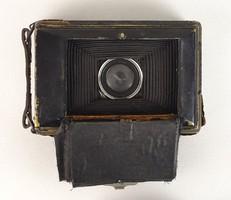 0U950 Antik Compur Carl Zeiss fényképezőgép