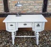 Provence - Shabby chic- Vintage stílusban író asztal