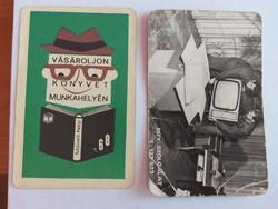 1968-as és 1969-es naptár 1000.-Ft-ért.