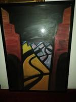 Festmény El kazoszvkij kortárs