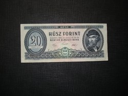 Ropogós 20 forint 1969