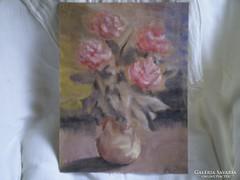 Hankó akvarell