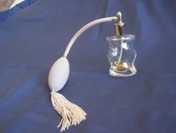 Női pumpás parfümös üveg újratölthető