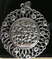 Medál-vietnami ezüst -