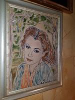 Pécsi Pilch Dezső (Lili Portréja)