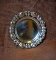 Antik ezüst tálka 12,5 cm