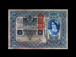 1000 KORONA - 1902-BŐL - BÉCSI KIADÁS