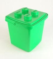 0V114 Üres Lego Duplo tároló doboz