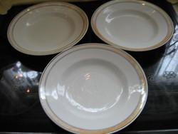 3 db Elbogen tányér egyben