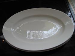 2 db Haas & Czjek Chodau Karlsbad ovális tál, tányér egyben