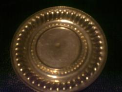 KIÁRUSÍTÁS (02.18-025)!Jelzett Ezüst Gyűrűtartó Tálka (30,9 gramm)