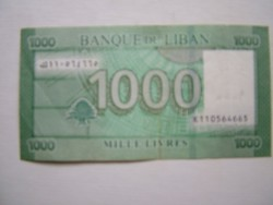 1000 millió Livres Libia