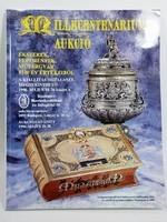 Millecentenáriumi aukció, ékszerek , festmények , műtárgyak 1100 év értékeiből 1996