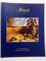Abigail festmény árverés  katalógus 2009 május