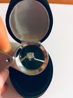 Brill Köves arany gyűrű