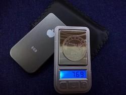 200g/0,01g pontosságú digitális mini mérleg tokkal és elemmel (id4649)