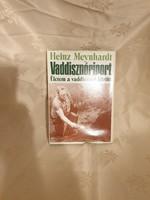 Heinz Meynhardt - Vaddísznóriport 1986, gyűjtői állapotban