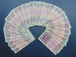 30 darab 100 pengő 1930 LOT !
