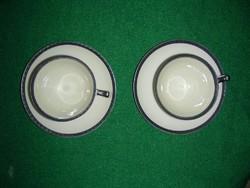 Heinrich porcelán csésze párban