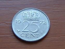 HOLLANDIA 25 CENT 1972