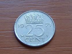 HOLLANDIA 25 CENT 1971