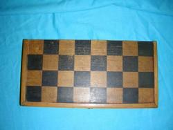 Régi sakk játék