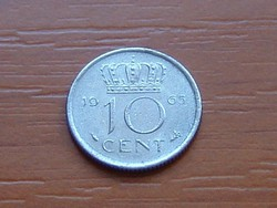HOLLANDIA 10 CENT 1965