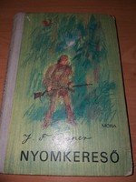 James Fenimore Cooper: Nyomkereső 1973.500.-Ft
