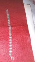 Ezüst  karkötő  20 g  925  18  cm  7000  ft
