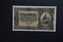 1920 20 korona .EF+