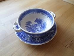Villeroy & Boch Burgenland porcelán leveses csésze alátéttel