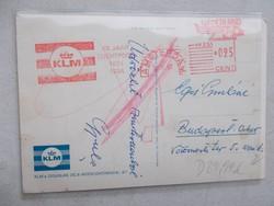1964. Grosics Gyula Aranycsapat kapusa aláirasa