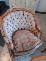 Warrings 3 db fotel