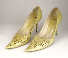 0V528 Magassarkú Giorgio Fabiani bőr női cipő 38