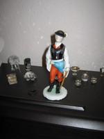 Herendi kisfiú fokossal, színes és fehér, régi, és régebbi