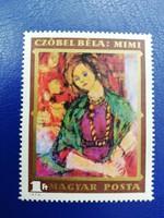 1974. Czóbel Béla (I.)