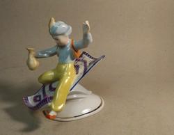 Hollóházi Aladdin porcelán