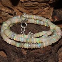 Valodi 29CT Tuz Wello Opal (Etiopiabol)  Nyaklanc