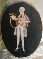 Francia barokk gobelin
