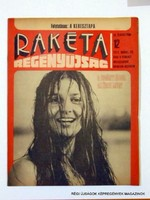1977 március 22  /  RAKÉTA REGÉNYÚJSÁG  /  Régi ÚJSÁGOK KÉPREGÉNYEK MAGAZINOK Szs.:  8922