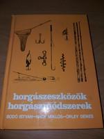 Horgászeszközök horgászmódszerek 1986.1000.-Ft