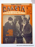 1977 április 12  /  RAKÉTA REGÉNYÚJSÁG  /  Régi ÚJSÁGOK KÉPREGÉNYEK MAGAZINOK Szs.:  8924