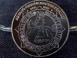 Az első évszám magyar pénzen 1490-1516 - A magyar nemzet pénzérméi/id 5827/