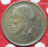 20 Centimes - 1954. Belgium (Belgie)