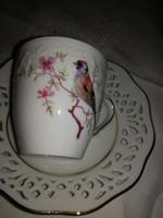 Madaras mokkás csésze