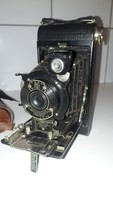 Kodak fényképezőgép tokkal, 2 tekercs filmmel