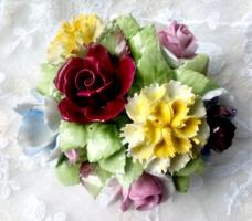 Royal Adderley angol porcelán virág